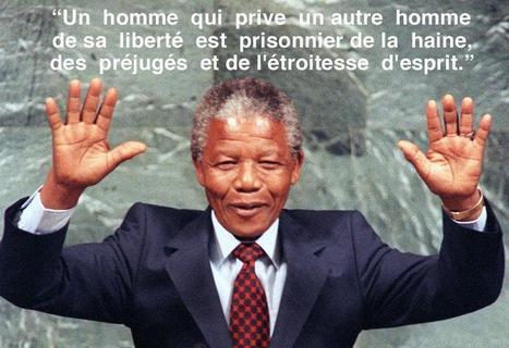 Un TagBoard dédié à Nelson Mandela | Valérie Thuillier, Community Manager | Tous sur les Réseaux Sociaux | Scoop.it