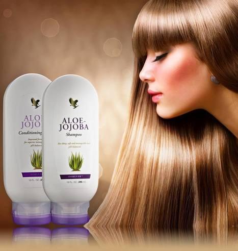 Aloe-Jojoba Conditioning Rinse | Forever Living Aloe Vera Products In Pakistan | Scoop.it