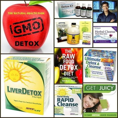 The Detox Scam: How to spot it, and how to avoid it « Science-Based Medicine   Chemistry and Our World   Scoop.it