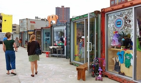 How Pop-Up Architecture is Changing Our Relationship to the Built Environment, From Brooklyn's DeKalb Market to Oakland's Popuphood | Artinfo | Up - POPS | Scoop.it