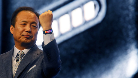 Why we're not impressed with Samsung's latest wearable effort - Quartz | smartwatch | Scoop.it