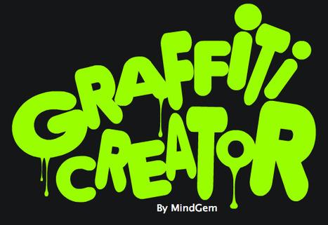 The Graffiti Creator | 7th Grade Art EHMS | Scoop.it