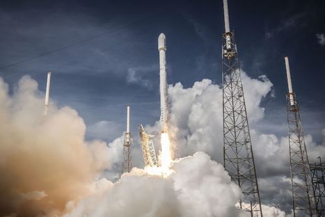 SpaceX is building new facilities at Port Canaveral to refurbish rockets | The NewSpace Daily | Scoop.it