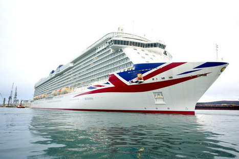 New Cruise Ships Making a Splash in 2015 - Huffington Post | travel | Scoop.it