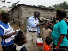 Kinshasa: plus de 4 millions d'enfants seront vaccinés contre la poliomyélite et la rougeole   Radio Okapi   CONGOPOSITIF   Scoop.it