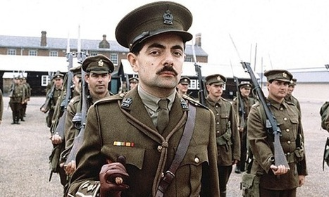 Blackadder – your country needs you | World War I for education | Scoop.it