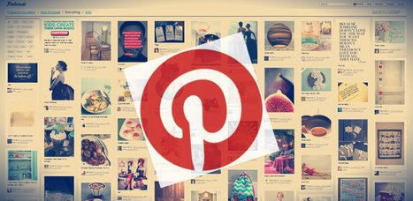 Pinterest : un média social à surveiller de près en 2016 | Social Media Curation par Mon Habitat Web | Scoop.it