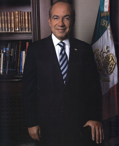 The Last Days of Felipe Calderon | AP Comp Politics: Michoacan Lawsuit | Scoop.it