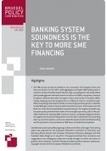 Banking system soundness is the key to more SME financing - Bruegel | Test Page | Scoop.it