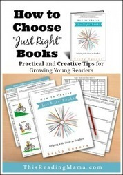 """Helping Kids Identify """"Just Right"""" Books for Themselves   Fluency   Scoop.it"""