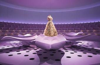 Dior shrinks iconic couture pieces for traveling exhibit - Luxury Daily - Events/Causes | Luxury Trends | Scoop.it