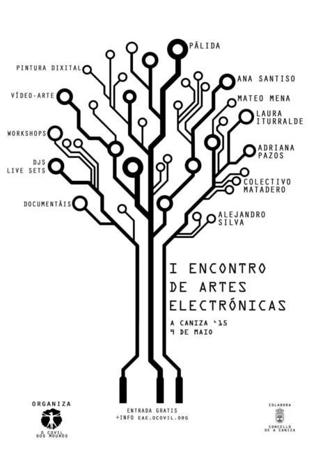 I ENCONTRO DE ARTES ELECTRÓNICAS | Media Organizations and Festivals | Scoop.it