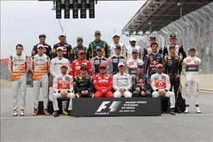 F1 Driver of the Year vote: Full results | F1 News | Jan 2013 | Crash.Net | Formula_1 | Scoop.it