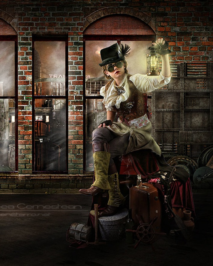 Outstanding Steampunk Inspiration #1 | nenuno creative | Machinimania | Scoop.it