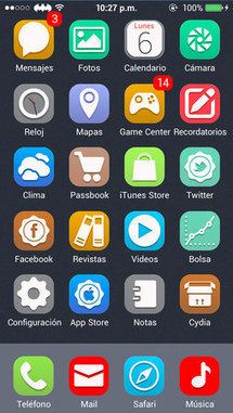 Best iOS 7 WinterBoard Themes For iPhone | Lifestyles | Scoop.it