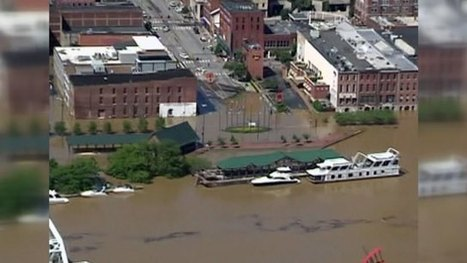 Nashville library helps mark 5th anniversary of 2010 floods | Tennessee Libraries | Scoop.it