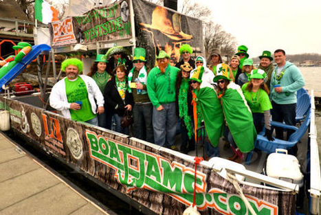 Spring boating season cruising into the Lake with St. Pats Water Parade - Lake Expo   Real Estate News   Scoop.it