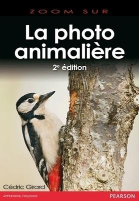 La photo animalière de Cédric Girard | Livres photo | Scoop.it