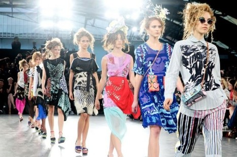 Twitter Puts You in Front Row for Fashion Week | Fashion Tidbits | Scoop.it