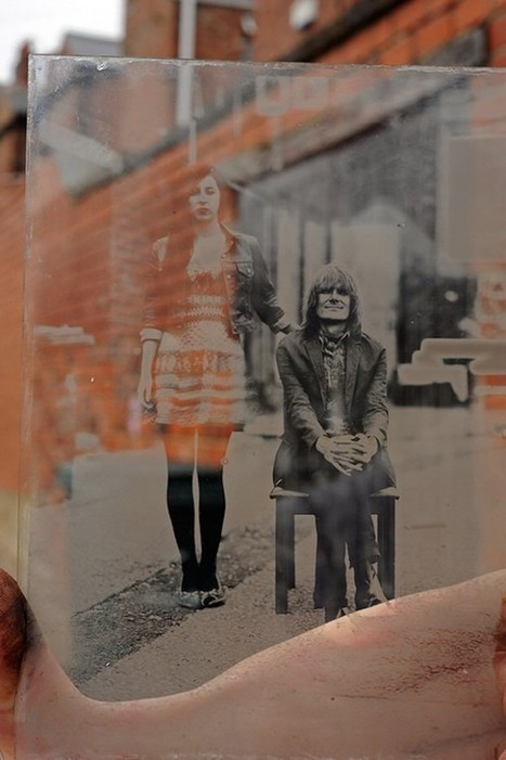 These Stunning Photographs of Modern England Were Captured With a 130-Year-Old Wooden Camera - RYOT News   Wet Plate Collodion Photography   Scoop.it