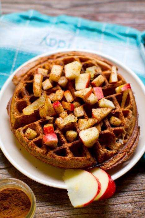 My Vegan Waffle Post + Giveaway. | My Vegan recipes | Scoop.it