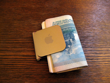 Apple files 'iMoney' patent for virtual currency, digital wallet, and ... free stuff   Bank Of Me Vault   Scoop.it