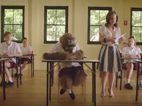 Stoner Sloth and 2015's other advertising fails | MMK266 Consumer Behaviour @ Deakin | Scoop.it