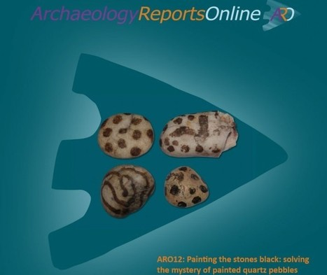 New Research into Pictish Painted Pebbles | Archaeology News | Scoop.it