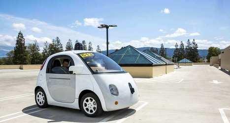 La course à la voiture autonome s'accélère entre les constructeurs | Pulseo - Centre d'innovation technologique du Grand Dax | Scoop.it