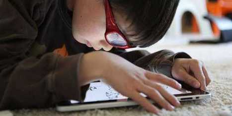 Kids Aren't Reading On Tablets - Business Insider   Teaching Teens   Scoop.it