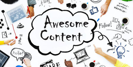 40 Awesome Posts about Content Marketing You Should Read – Optixor | Public Relations & Social Media Insight | Scoop.it