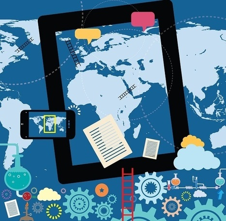 25 Ways To Use Tablets To Enhance The Learning Experience | Educating in a digital world | Scoop.it
