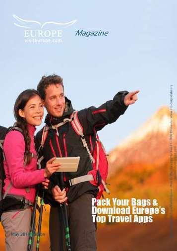 VisitEurope Magazine May_2014 | European common heritage | Scoop.it