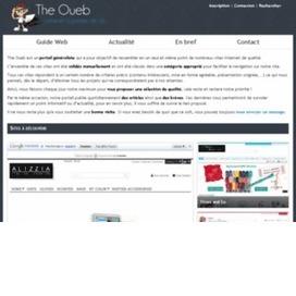 The Oueb : Portail pour sites de qualité | Portail internet | Annuaire de référencement gratuit | Scoop.it