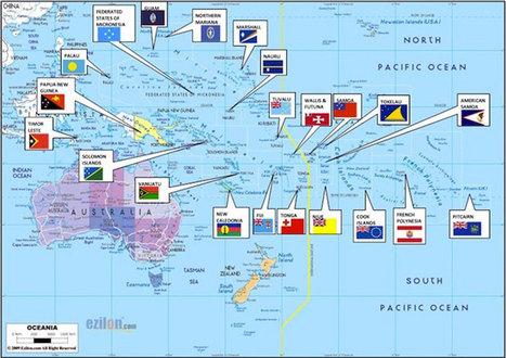 Historique : ces 14 îles du Pacifique bannissent les énergies fossiles de leur mode de vie | Reduce your emissions! | Scoop.it