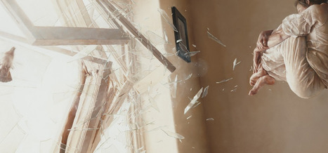 Surreal paintings by Jeremy Geddes | Arts graphiques | Scoop.it