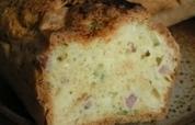 Cake au chèvre et lardons (ou autres) | Cooking | Scoop.it