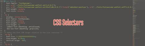 selecteurs css adjacents, enfants - css2 avancés compatible IE8+ | Blog développeur frontend | Scoop.it