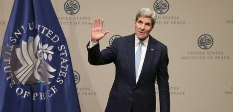 Climat: quand John Kerry agace François Hollande et Laurent Fabius | Chronique d'un pays où il ne se passe rien... ou presque ! | Scoop.it