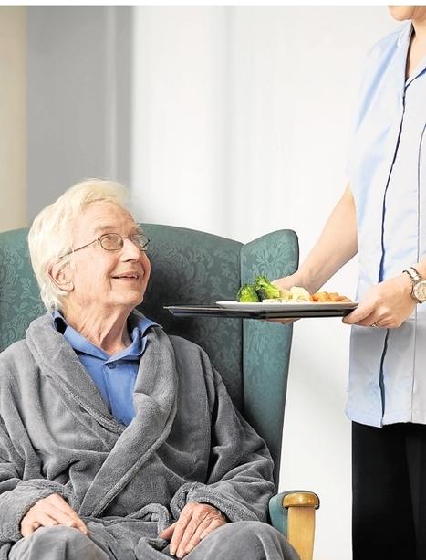 Combattre la dénutrition des seniors | Seniors | Scoop.it
