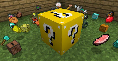 PixeledMe Minecraft | Lucky Block Mod Minecraft 1.6.4 / 1.6.2 | Yeah | Scoop.it