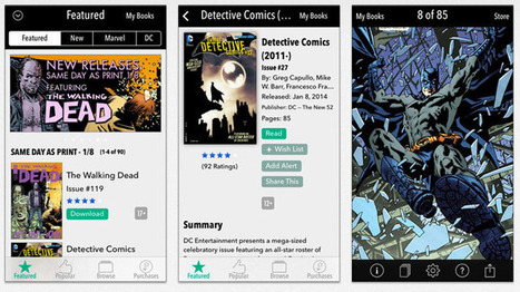 Amazon Guts The ComiXology App With Removal Of In-App Purchases, Users Not Happy   TechCrunch   Digital-News on Scoop.it today   Scoop.it