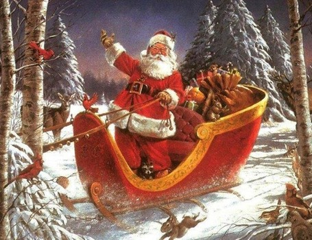 Santa Claus is transmedia? | Machinimania | Scoop.it
