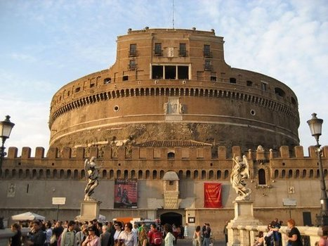 La Grande Bellezza in Rome | Castel Sant'Angelo | Italia Mia | Scoop.it