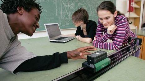 Wireless Dynamics Sensor System > Products > Vernier Software & Technology | Hybrid Education Programs | Scoop.it