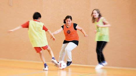 Tolle Unterrichtseinheit Fußball vom DFB für Sekundarstufe I   Multimedialer Unterricht - Neue Medien   Scoop.it