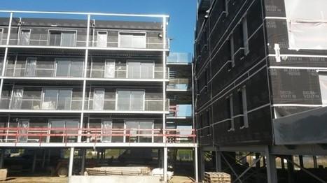 Des pistes pour augmenter la production de logements en Ile-de ... - Moniteur | habitat logement architecture en SSD | Scoop.it