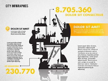 Construction Infographics   Diagrams and Charts for Presentations   Scoop.it