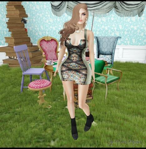 UvaSL: Genesis Lab, COCO, ENTICE | 亗 Second Life Freebies Addiction & More 亗 | Scoop.it