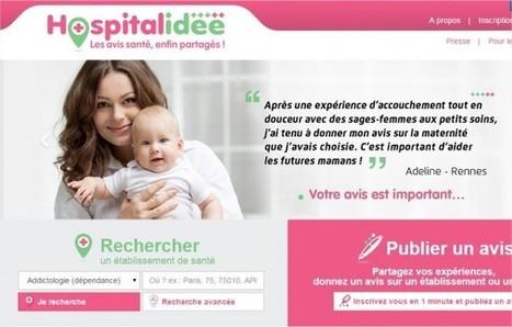 Un site Internet à la TripAdvisor pour noter les hôpitaux | Digital Marketing Cyril Bladier | Scoop.it